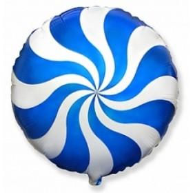 Круг - Леденец синий