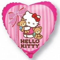 Сердце Китти и лучшие друзья