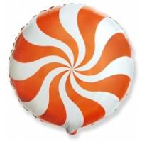 Круг - Леденец Оранжевый