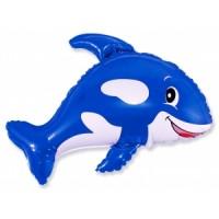 Дружелюбный кит