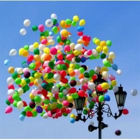 Запуск воздушных шаров - 300шт