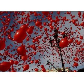 Запуск воздушных шаров - 500 шт