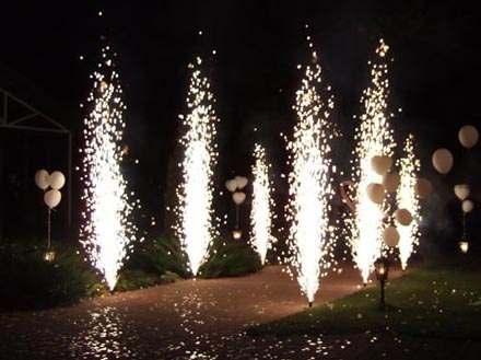 фонтаны на свадьбу